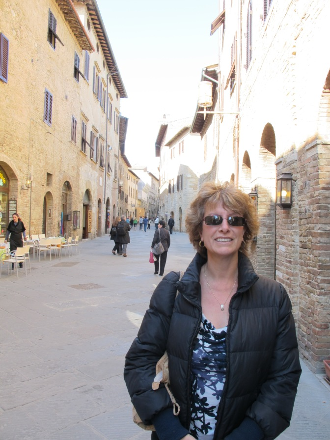 A Woman's Pilgrimage